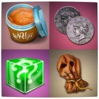 Vamers - Artistry - Batman Icon Set - ClayFace - TwoFace - Riddler - Scarecrow