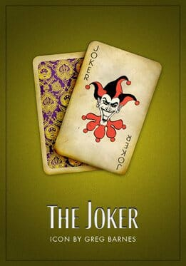 Vamers - Artistry - Batman Icons - The Joker