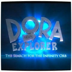 Vamers - Fandom - Dora the Explorer (Live Action Parody Trailer) - Logo