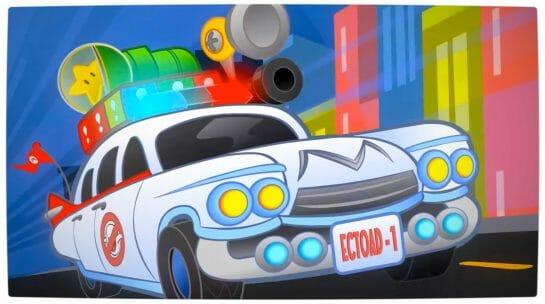 Vamers - Fandom - Super Mario Busters - Ectoad 1 Mario Buster Mobile