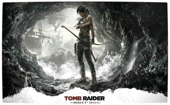 Vamers - Tomb Raider (2013) - Lara Croft Poster - Launch Date