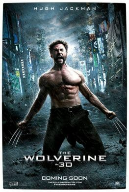 Vamers - FYI - Movies - The Wolverine (Official Poster) - Claws Out (Large)