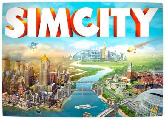 Vamers - FYI - SimCity (2013) - Picturesque Landscape