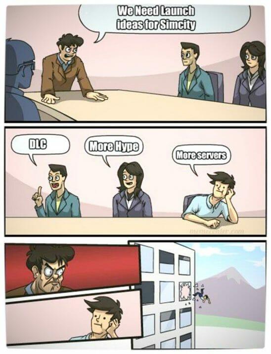 Vamers - FYI - SimCity (2013) - We Need More Servers