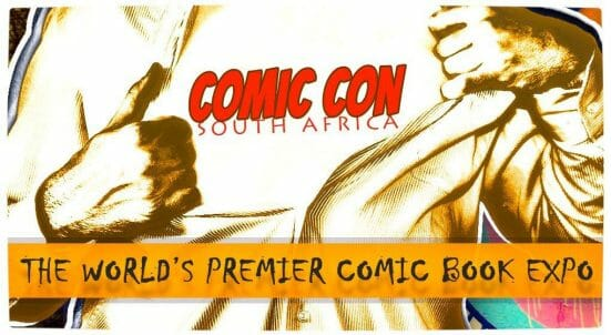Vamers - FYI - Comics - Comic Con South Africa [Official]