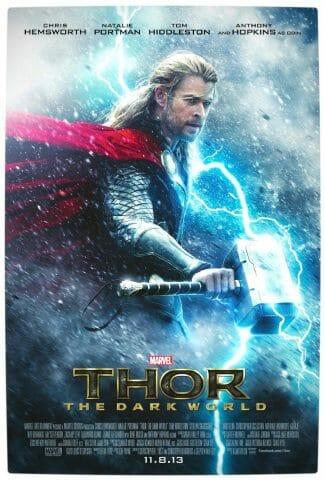Vamers - Thor The Dark World - Official Poster - 8 November  2013