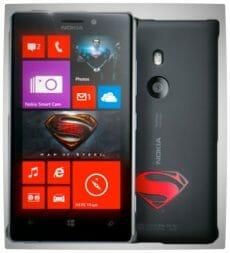 Vamers - Nokia Superhero - Lumia 720 - Man of Steel Cover