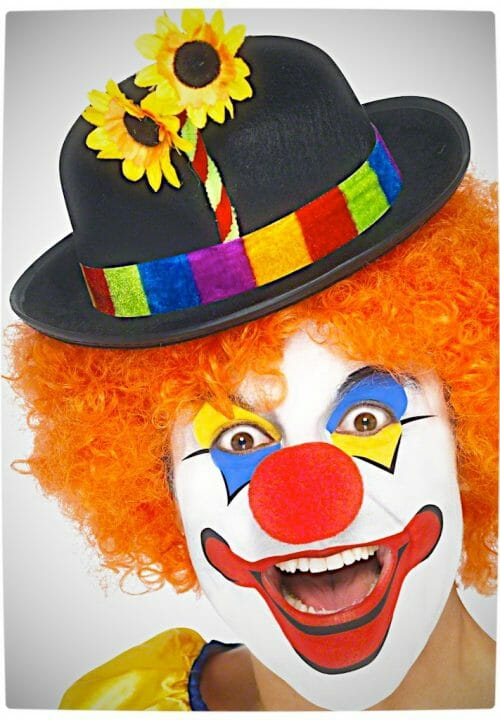 Vamers - Vamers Voice - 5 Things Horror Movies Have Ruined For Us - Clowns - Scary Smiling Clown