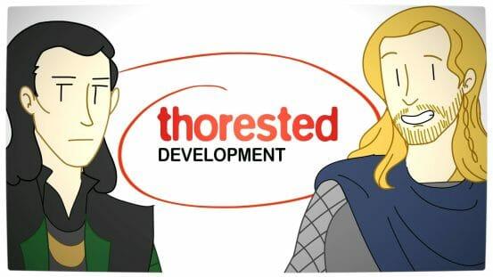Vamers - Artistry - Thorested Development blends Thor with Arrested Development - Mash-Up - Full Thor and Loki