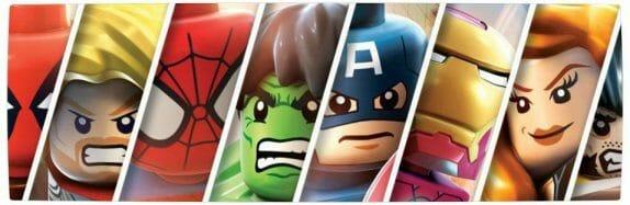 Vamers - Games - LEGO Marvel Super Heroes - Banner
