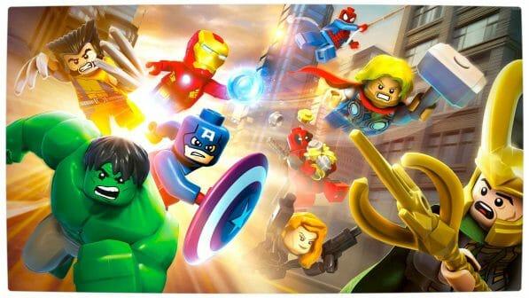Vamers - Games - LEGO Marvel Super Heroes - Heroes Assemble