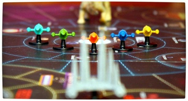 Vamers - FYI - Traditional Gaming - Get Ready to Explore the Verse with Firefly The Board Game - Board Game Ships