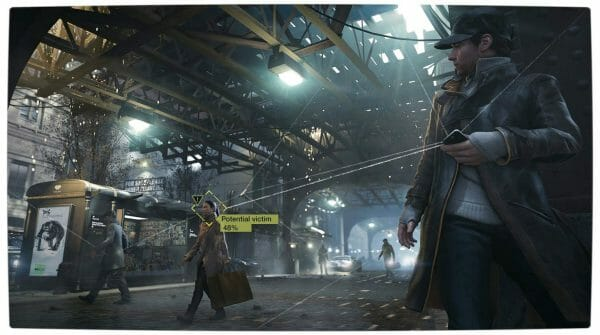 Vamers - FYI - Video Games - Watch Dogs - Scan