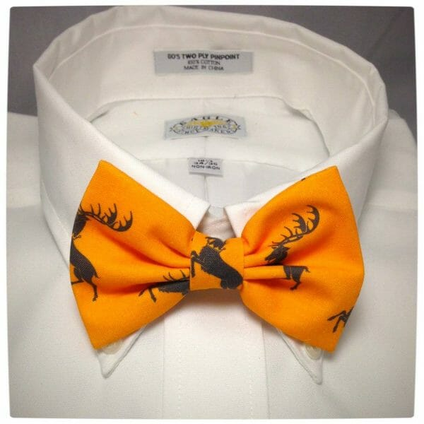 Vamers - Geek Chic - Geek-Up with these Game of Thrones bow ties - House Baratheon