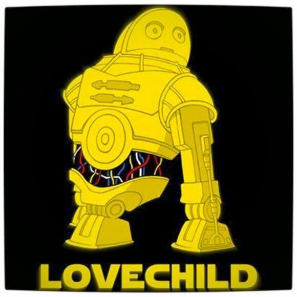 Vamers - Artistry - R2-3PO is the Love Child of Luke's Favourite Driods - Main