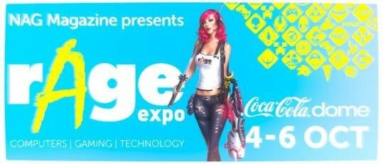 Vamers - FYI - rAge 2013 has arrived - Profile Flyer