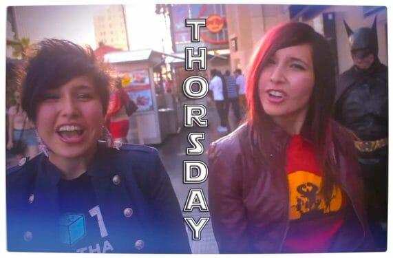 Vamers - Fandom - Thorsday - Put the Hammer Down on Thursday - Rebecca Black - Parody by The Gomez Twins - Proper