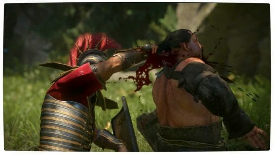 Vamers - Gaming - Ryse Son of Rome is Coming and it is Beautiful on Xbox One - Marius Titus Slays a Barbarian