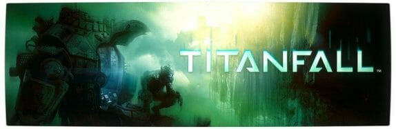 Vamers - Gaming - Titanfall Collectors Edition Detailed - Title Banner