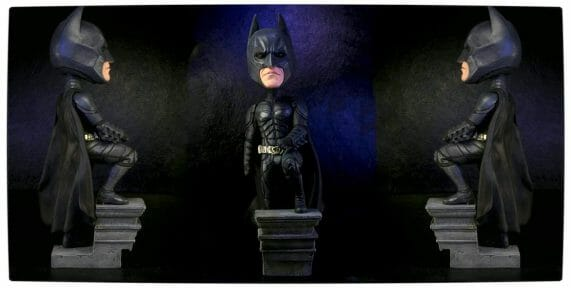 Vamers - Win With Vamers - Win a Dark Knight Bobblehead with M-Net Movies and Vamers - Batman The Dark Knight Deluxe Bobblehead - Bobbelhead Banner