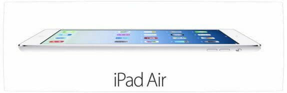 Vamers - Gadgetology - iPad Air Now Available in South Africa - Highlight