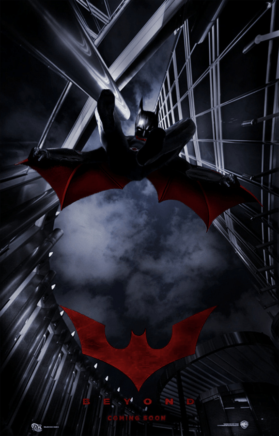 Vamers - Artistry - Celebrate 15 Years of Batman Beyond with these Fan-Made Posters - Theo Kyp-Serenno