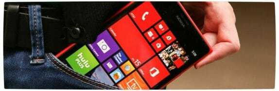 Vamers - FYI - Gadgetology - Nokia Introduces the Lumia 1520 and Asha 500 Series Smartphones - Banner