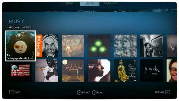 Vamers - FYI - Gadgetology - Valve Reveals Steam Music - Album Sort