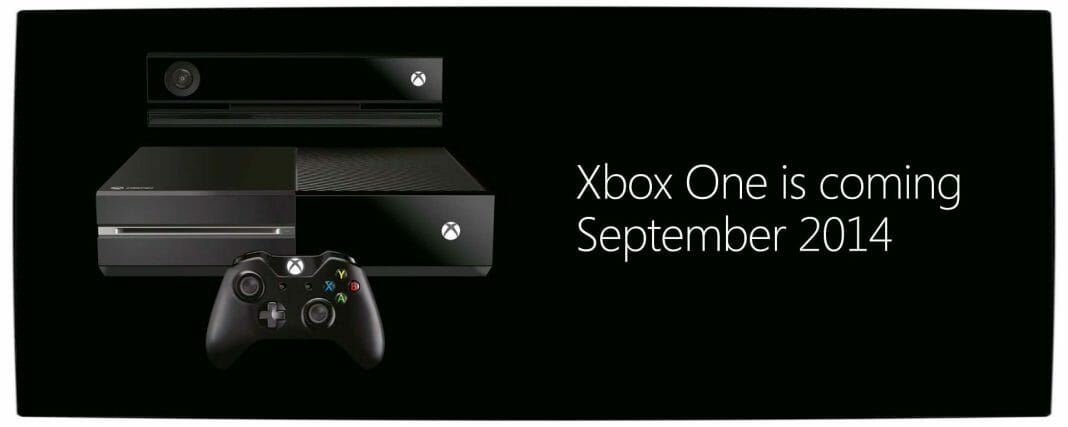 Vamers - FYI - Gaming - Microsoft's Xbox One is coming to South Africa in September - Inline Banner