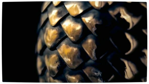 Vamers - SUATMM - Forging Viserion's Dragon Egg from Game of Thrones - Egg Scales