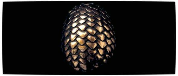 Vamers - SUATMM - Forging Viserion's Dragon Egg from Game of Thrones - The Egg