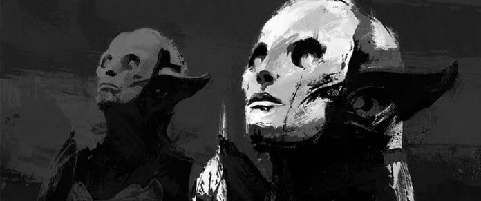 Vamers - Artistry - Thorsday - Enjoy the End Credits Artwork for 'Thor- The Dark World' on Thorsday - Elf