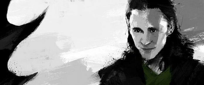 Vamers - Artistry - Thorsday - Enjoy the End Credits Artwork for 'Thor- The Dark World' on Thorsday - Loki 2