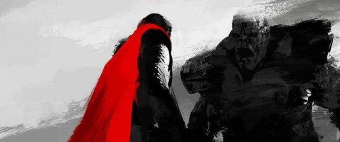 Vamers - Artistry - Thorsday - Enjoy the End Credits Artwork for 'Thor- The Dark World' on Thorsday - Thor Battle