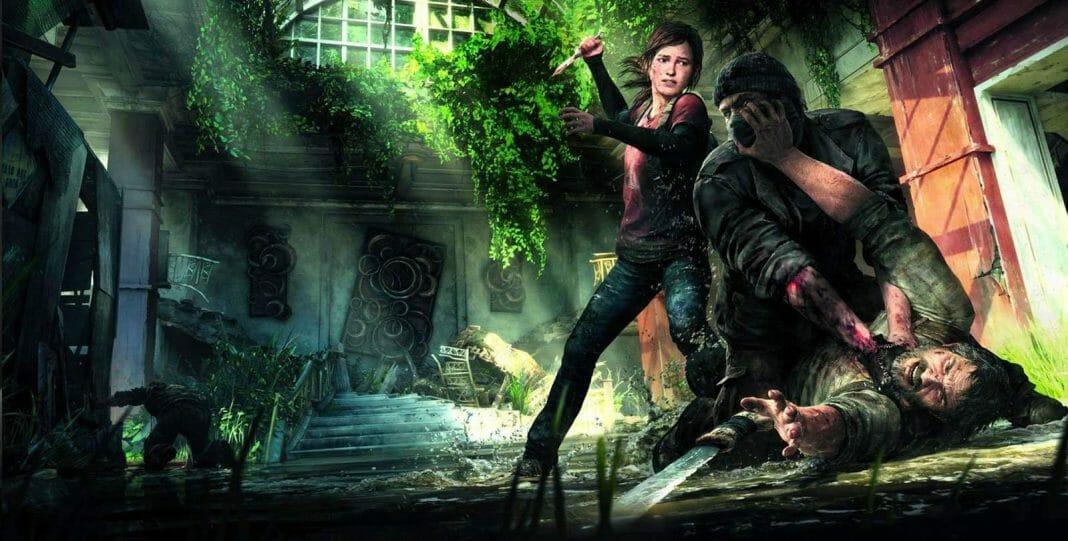 Vamers - FYI - Gaming - The Last of Us Movie Confirmed by Sony - Ellie Saving Joel