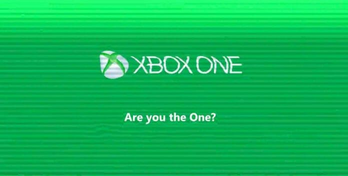 Vamers - FYI - Gaming - Are you the ONE? Find out in Microsoft's Cryptic Xbox One Campaign - Featured Banner