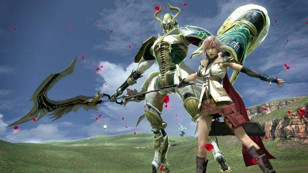 Vamers - FYI - Gaming - Final Fantasy XIII Trilogy to Launch on PC 01