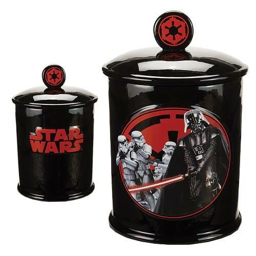 Vamers - Geekmas Gift Guide - Darth Vader Cookie Jar