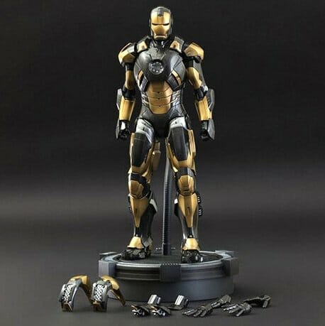Vamers - Geekmas Gift Guide - Iron Man 3 - Mark XX Python Summer 2014 Toy Fair Exclusive