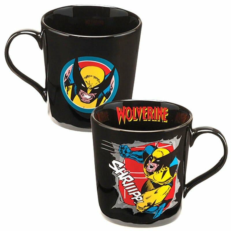 Vamers - Geekmas Gift Guide - Marvel Wolverine Mug