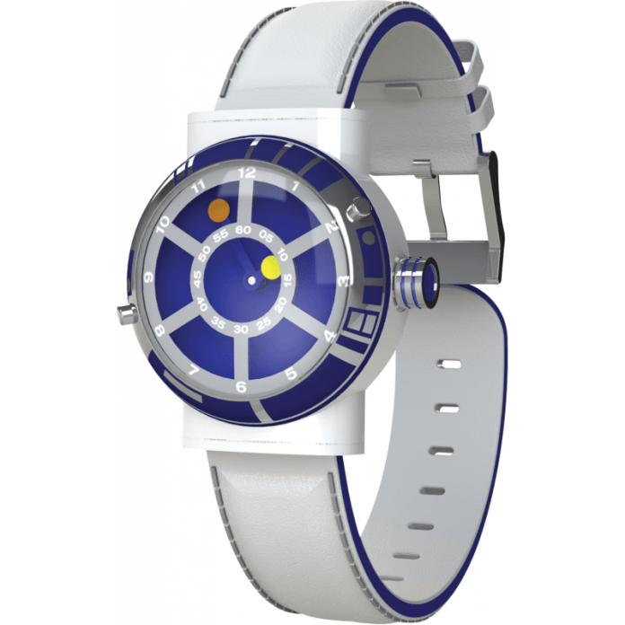 Vamers - Geekmas Gift Guide - Star Wars R2-D2 Collector's Watch
