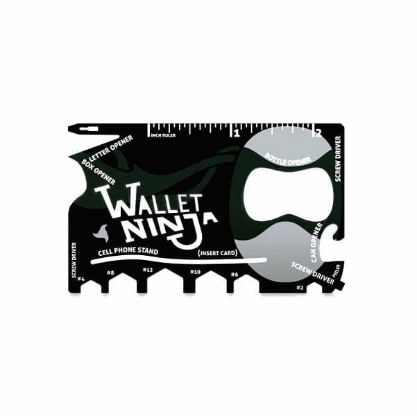 Vamers - Geekmas Gift Guide - Wallet Ninja