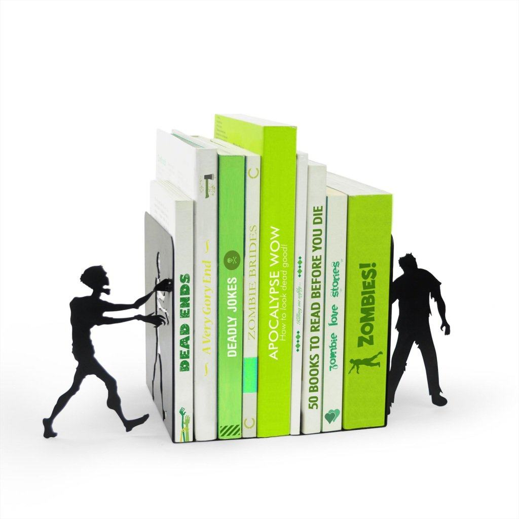 Vamers - Geekmas Gift Guide - Zombie Bookends