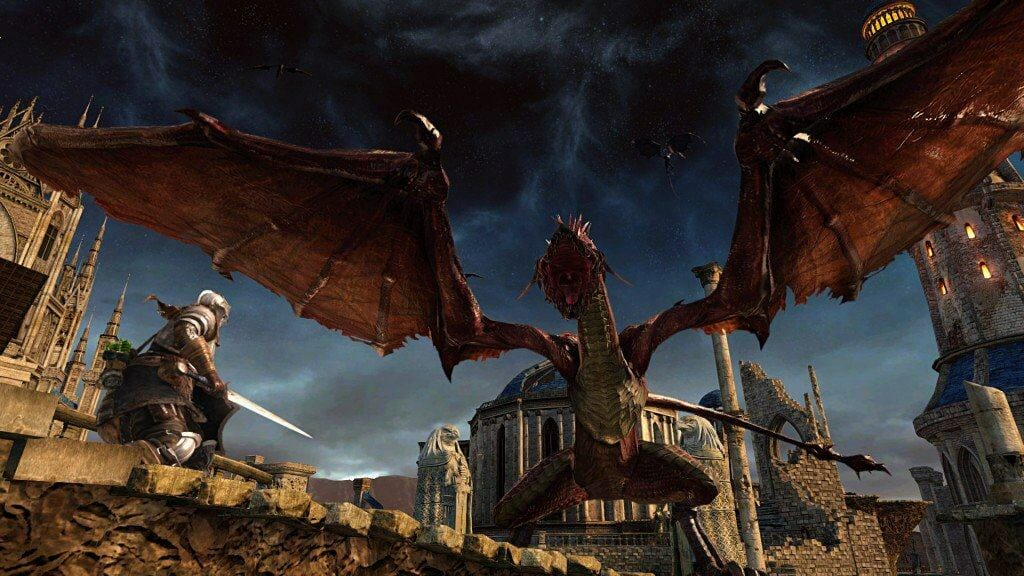 Vamers - FYI - New Details Revealed about Dark Souls 2- Scholar of the First Sin - 01
