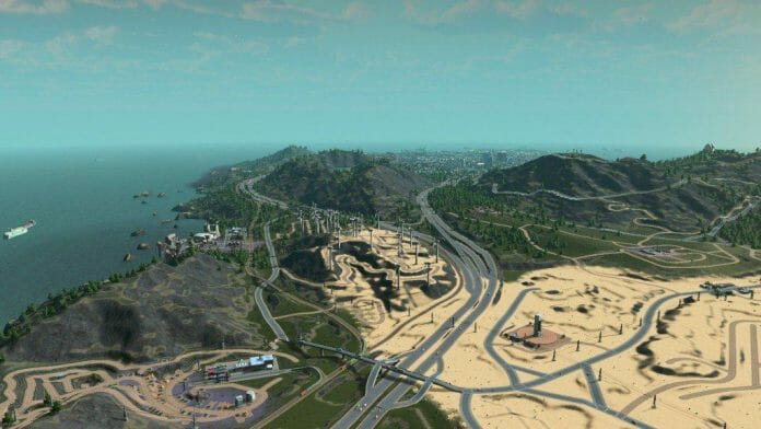 Vamers - FYI - Gaming - Cities Skylines Mod San Andreas 01