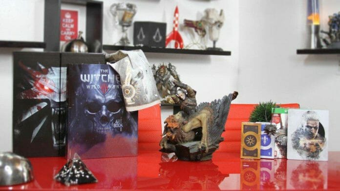 Vamers - Vamers Studio - Unboxing The Witcher 3 - Wild Hunt Collector's Edition [Xbox One] - Medium