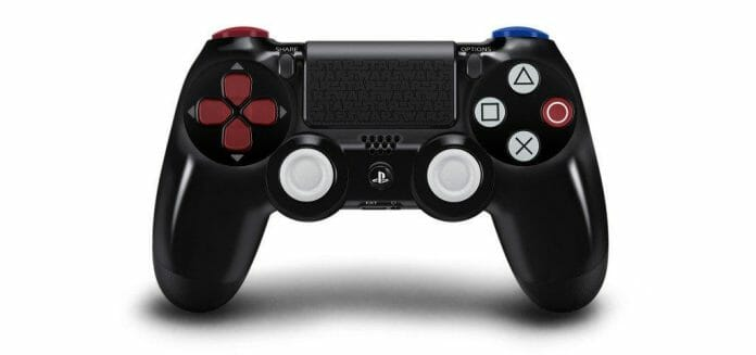 Vamers - FYI - Gaming - Come to the Dark Side with the Limited Edition Darth Vader PlayStation 4 - Controller