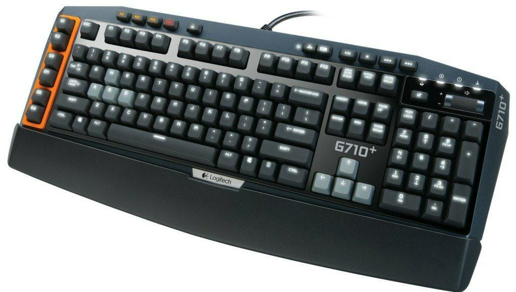 Vamers - Review - Gadgetology - A whole other beast, the Logitech G710+ Review - Banner 02