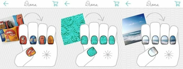 Vamers - FYI - Lifestyle - Nailing it with NailSnaps - Examples