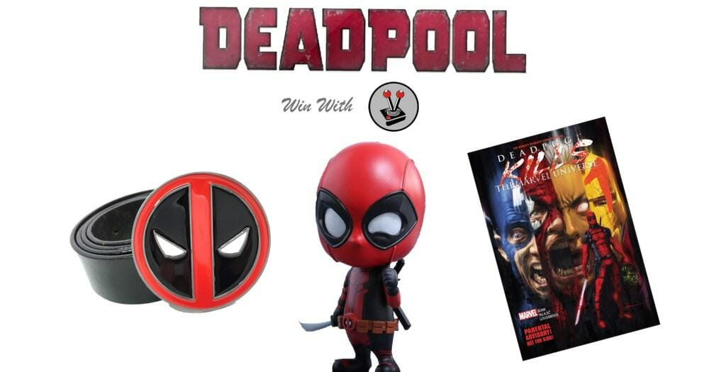 Win With Vamers - Deadpool (2016) Competition - Main Banner 02 (Medium)